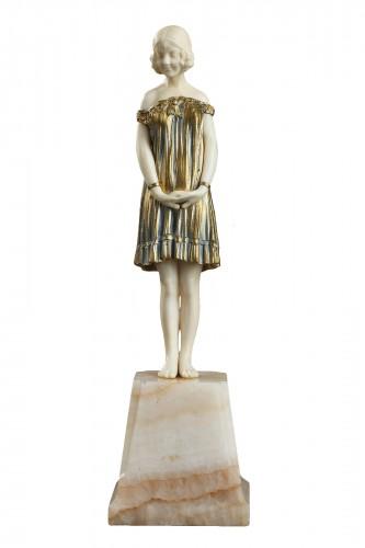 Innocence - Demetre CHIPARUS (1886-1947)