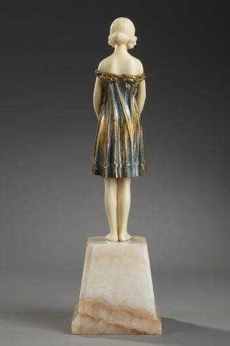 20th century - Innocence - Demetre CHIPARUS (1886-1947)
