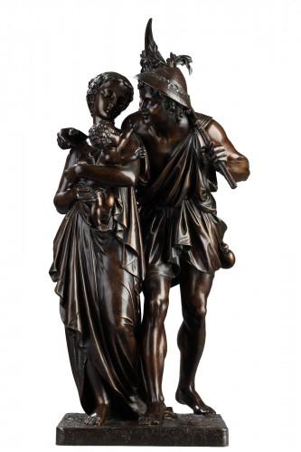Family of Gardeners - Henry Etienne DUMAIGE (1830-1888)