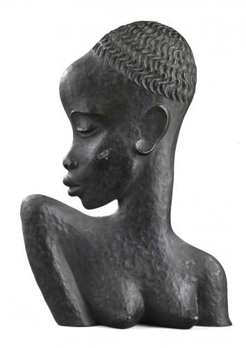 African Woman - Karl HAGENAUER (1898-1956)