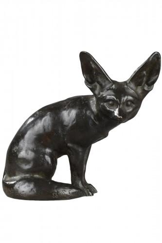 Desert Fox - Edouard-Marcel SANDOZ (1881-1971)