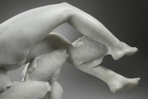 The Sea - Giulio TAMASSY (XXe s.) - Art Déco