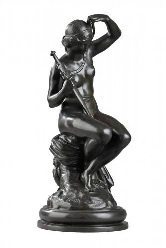 Minerva - Antoine-Louis BARYE (1796-1875)