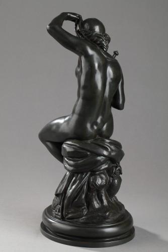 Minerva - Antoine-Louis BARYE (1796-1875) -