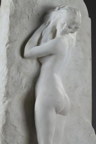 La Toilette - Alfred  BOUCHER (1850-1934) -