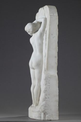 20th century - La Toilette - Alfred  BOUCHER (1850-1934)