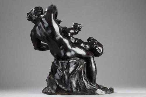 Baby's Wash - Alfred PINA (1887-1966) -