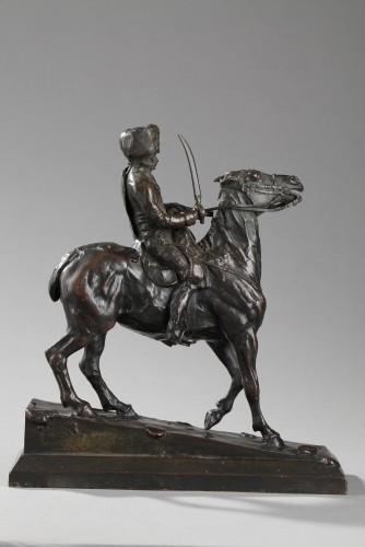 Hussar on horseback - Ernest MEISSONIER (1815-1891) - Napoléon III
