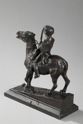 Napoléon III - Hussar on horseback - Ernest MEISSONIER (1815-1891)