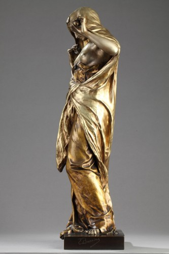 Nature unveiling herself - Louis-Ernest BARRIAS (1841-1905) -
