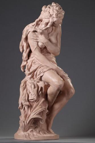 Sculpture  - Suzanne surprised - Jean-Baptiste CARPEAUX (1827-1875)