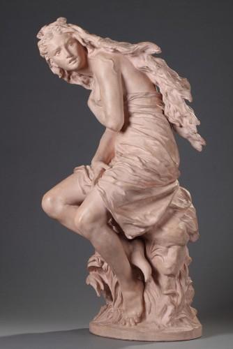 19th century - Suzanne surprised - Jean-Baptiste CARPEAUX (1827-1875)