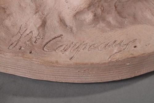 Suzanne surprised - Jean-Baptiste CARPEAUX (1827-1875) - Napoléon III