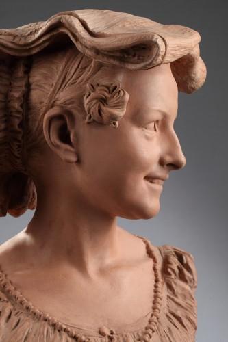 Rieuse Napolitaine - Jean-Baptiste CARPEAUX (1827-1875) -