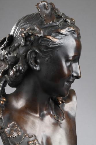 """""""L'Espiègle"""" known as Anna Foucart - Jean-Baptiste Carpeaux (1827-1875) -"""