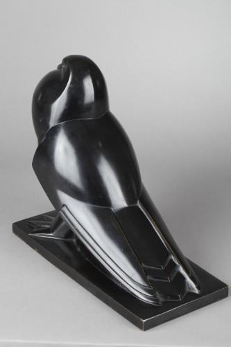 Flat-tailed Pigeon - Jan et Joël MARTEL (1896-1966) -