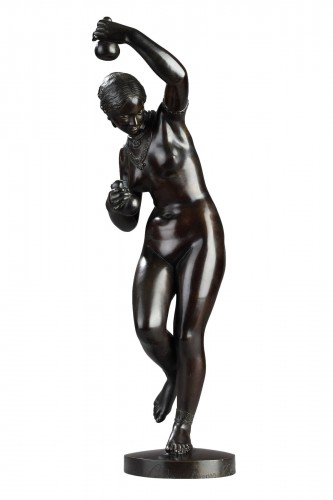 Dancer with wild Gourds - James PRADIER (1790-1852)