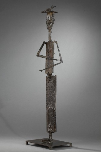 Sculpture  - The Parisian - CESAR (1921-1998)