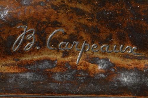 """- """"Flora crouching"""" - Jean-Baptiste Carpeaux (1827-1875)"""