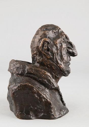 Sculpture  - François Reynaud, comte de Montlosier - Honoré DAUMIER (1808-1879)