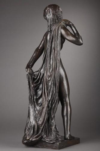 Nude with a drape - Joseph BERNARD (1866-1931) -