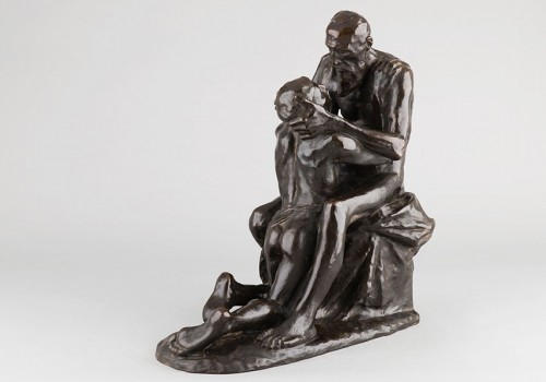 The Return of the Prodigal Son - Constantin MEUNIER (1831-1905) - Sculpture Style
