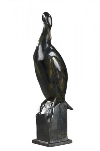 Cormorant - Auguste TREMONT (1892-1980)