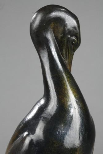 Cormorant - Auguste TREMONT (1892-1980) -