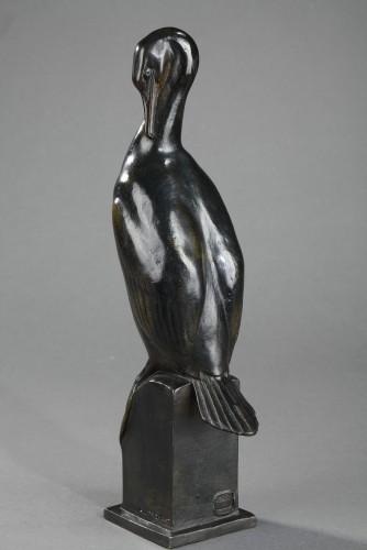 Art Déco - Cormorant - Auguste TREMONT (1892-1980)