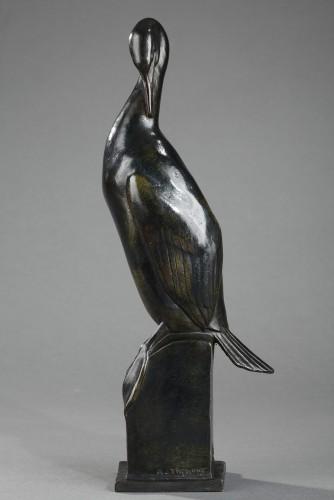 Antiquités - Cormorant - Auguste TREMONT (1892-1980)