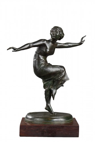 Dancer - Boris FROEDMAN-CLUZEL (1878-1959)