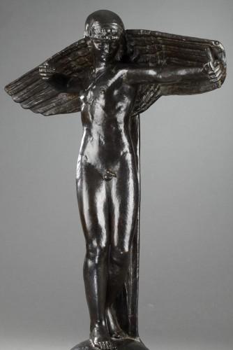 Icarus - René ANDREI (1906-1987) - Sculpture Style Art Déco
