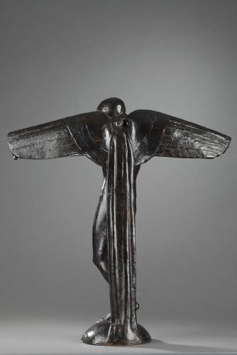 Icarus - René ANDREI (1906-1987) -