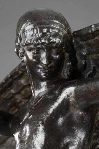 20th century - Icarus - René ANDREI (1906-1987)