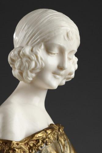 Innocence, large size - Demetre Chiparus (1886-1947) -