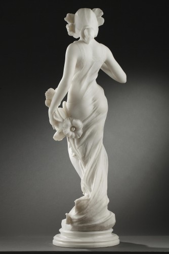 Summer - A. BATACCHI (19th-20th c.) -