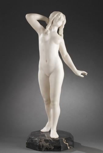 Antiquités - Dawn - Dominique ALONZO (active between 1912 and 1926)