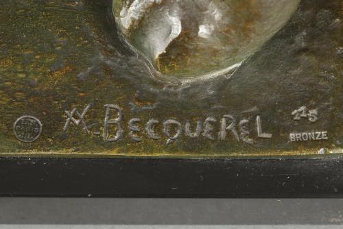 Antiquités - Two Panthers - André-vincent Becquerel (1893-1981)