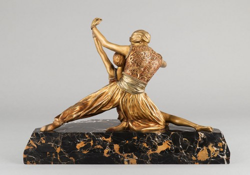 20th century - Oriental Dancers - Claire-Jeanne-Roberte COLINET (1880-1950)