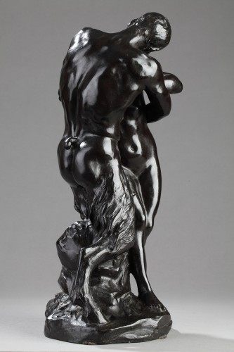 20th century - The Kiss - Aimé-Jules DALOU (1838-1902)