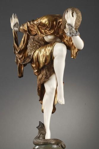 Ankara Dancer - Claire-Jeanne-Roberte COLINET (1880-1950) -