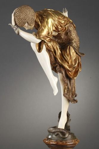 20th century - Ankara Dancer - Claire-Jeanne-Roberte COLINET (1880-1950)