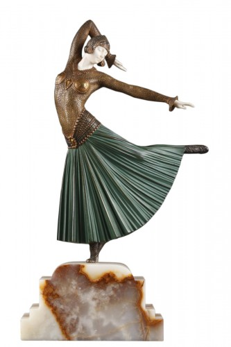 Ayouta - Demetre Chiparus (1886-1947)