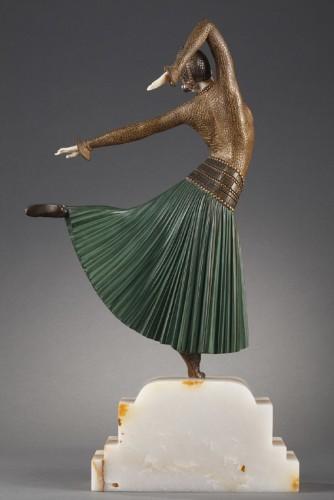 Sculpture  - Ayouta - Demetre Chiparus (1886-1947)