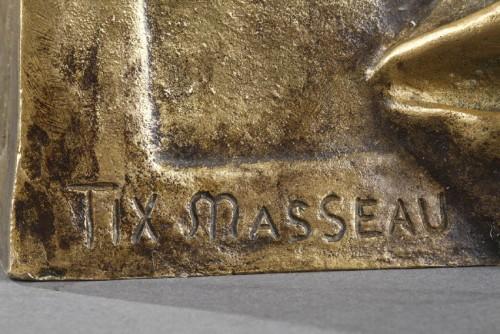 The Secret - Pierre-Félix FIX-MASSEAU (1869-1937) - Art nouveau