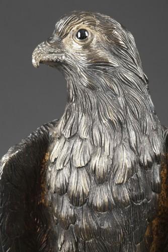 Hawk - Lasbleiz Fournier Vitiello - Sculpture Style 50