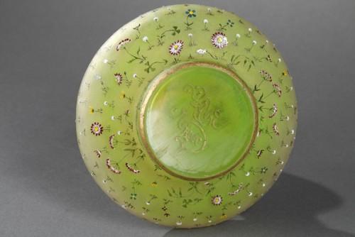 """Vase """"La Prairie"""" - Daum - Art nouveau"""