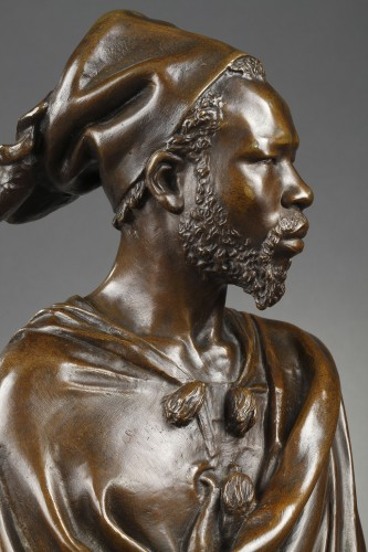 The Nubian - CORDIER Charles (1827-1905) -