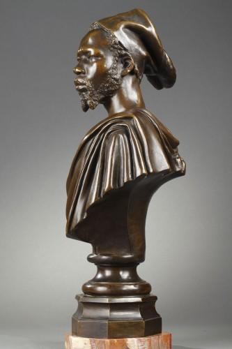 The Nubian - CORDIER Charles (1827-1905) - Napoléon III