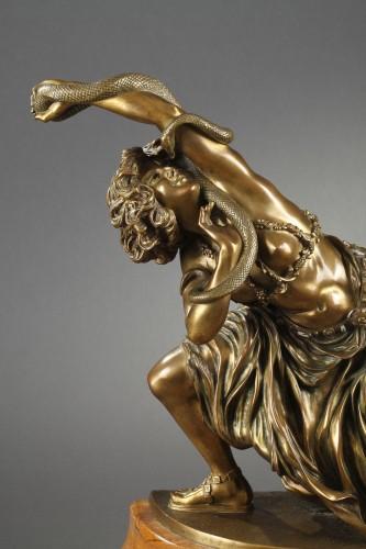 Sculpture  - Dance of Carthage - Claire-Jeanne-Roberte COLINET (1880-1950)